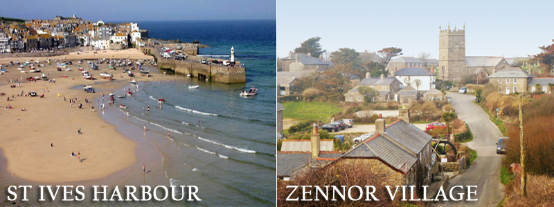 St Ives - Holiday Cottages
